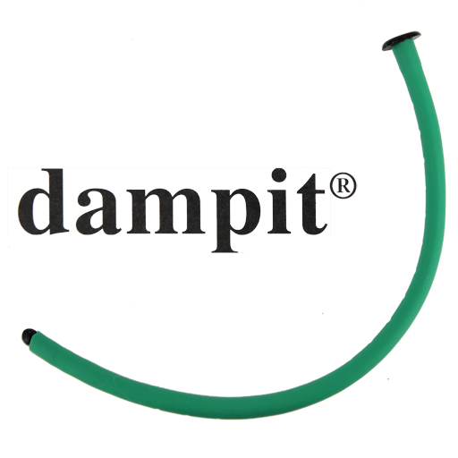 Dampit Humidifier for Violin