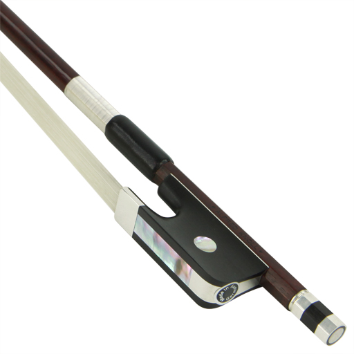 *Alfred Knoll* Silver Mounted Cello Bow