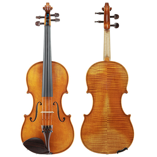 Hagen Weise Violin - #130 Guarneri Model - Bubenreuth Germany