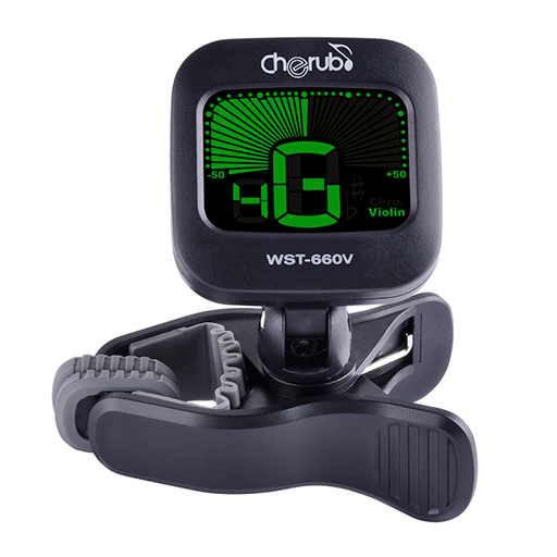 Cherub WST-660V Clip-On Chromatic Tuner