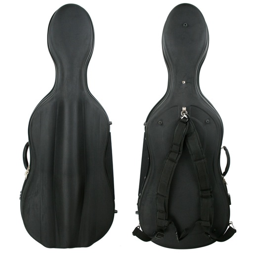 Cello Case - Kreisler Pod 1/4