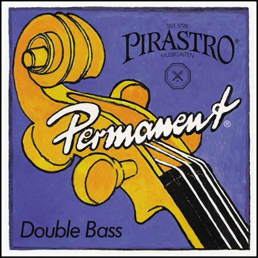 Pirastro Permanent Double Bass Strings