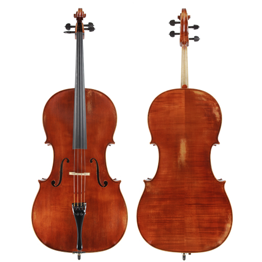 Cello - Klaus Clement C3 Strad (Maple Back & Sides)