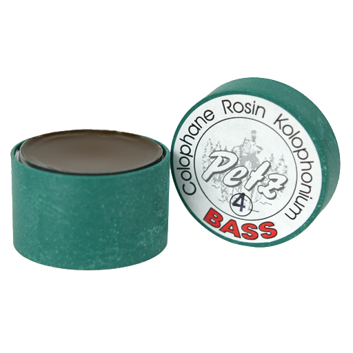 Petz No.4 Double Bass Rosin Hard