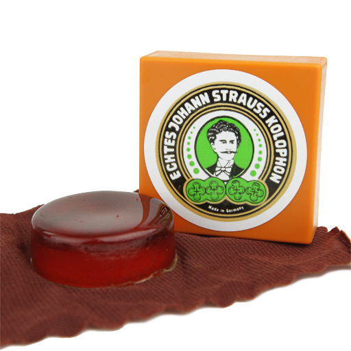 Violin Rosin - Strauss Golden Amber