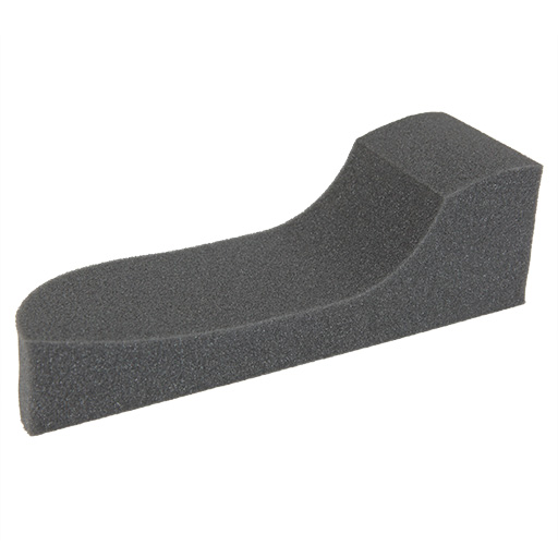 PSR Komfort Kurve Perfect Shoulder Rest for Violin 4/4-1/2