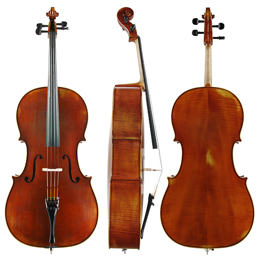 Klaus Clement C5 Strad Model Cello