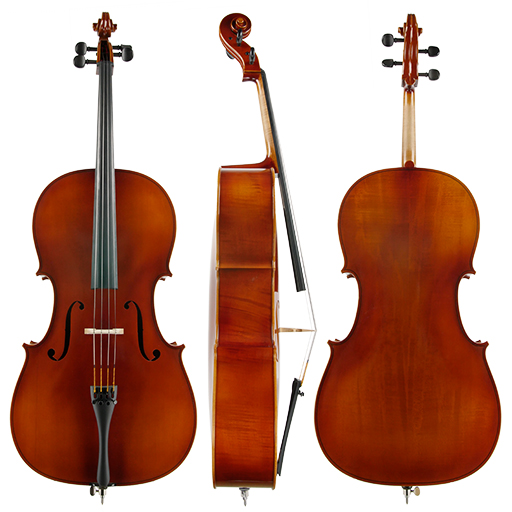 Otto Jos. Klier #S1 Sonata Series Cello