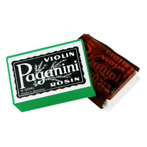 Violin/Viola Rosin - Paganini-Cloth
