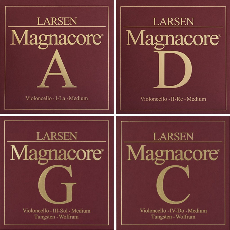 Larsen Magnacore Cello Strings