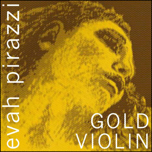 Pirastro Evah Pirazzi Gold Violin Strings