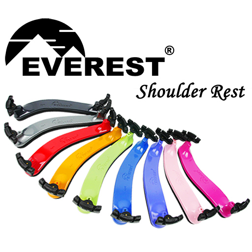 Everest Spring Collection Violin Shoulder Rest