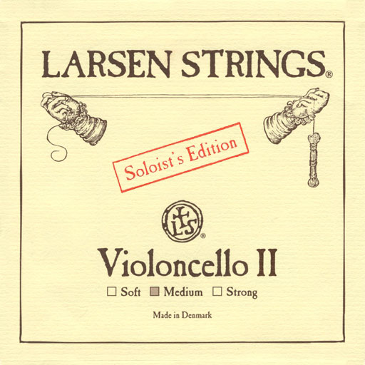 Larsen Soloist Cello Strings