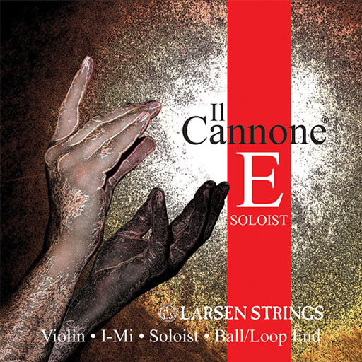 Larsen Il Cannone Solo Violin Strings
