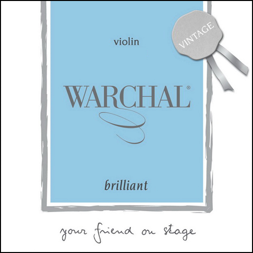 Warchal Brilliant Vintage Violin Strings