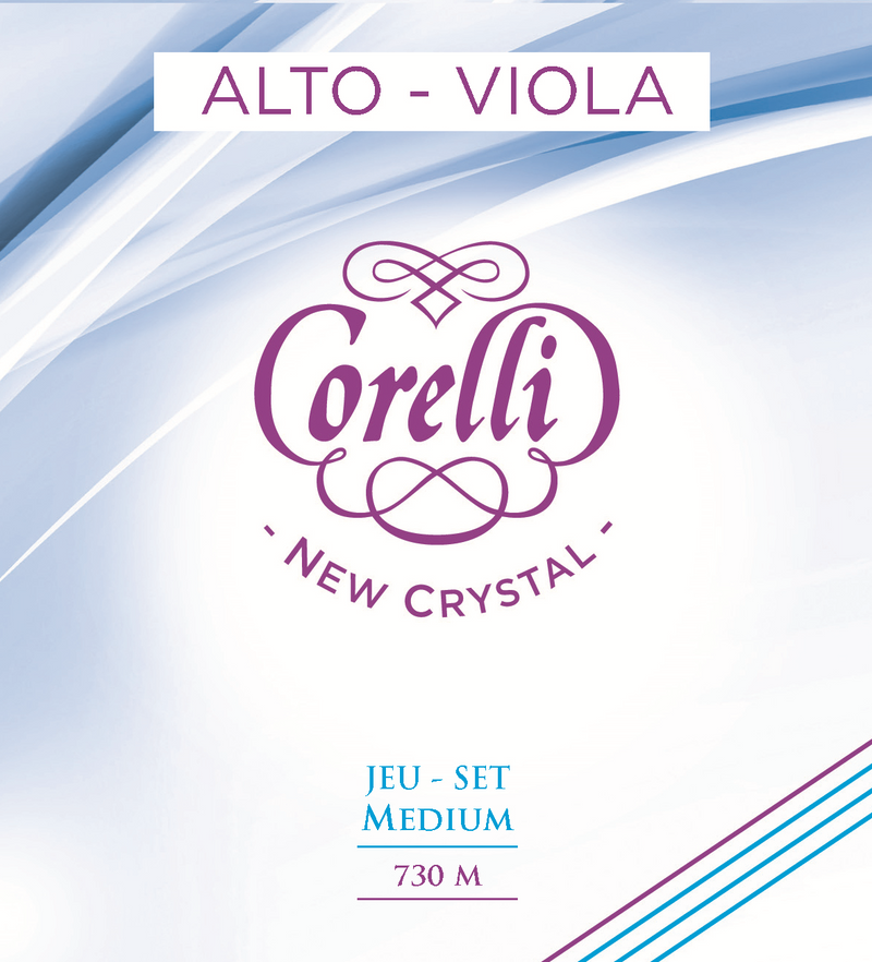 Corelli New Crystal Viola Strings