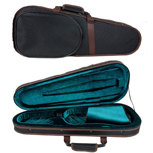 Violin Travel Case - 4/4 Violin With No Bow Lightweight Foam