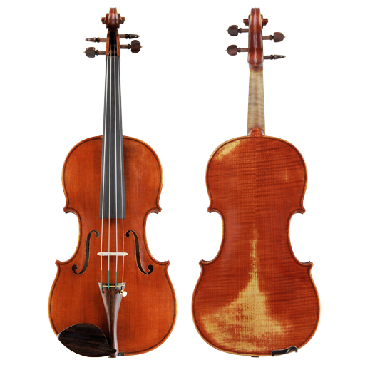Klaus Clement V5 Guarneri Model Violin