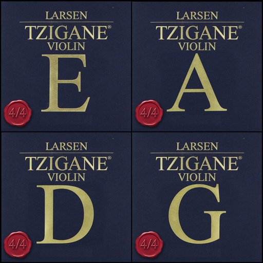 Larsen Tzigane Violin Strings