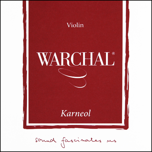 Warchal Karneol Violin Strings