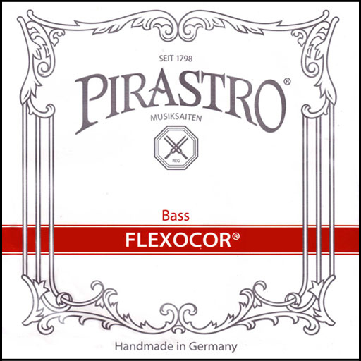 Pirastro Flexocor Double Bass Strings