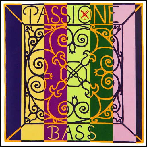 Pirastro Passione Double Bass Strings