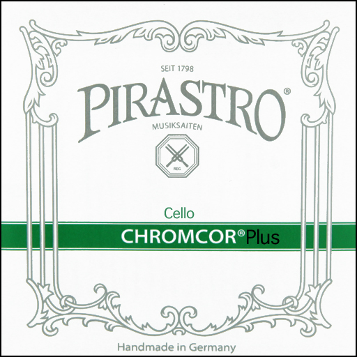 Pirastro Chromcor Plus Cello Strings