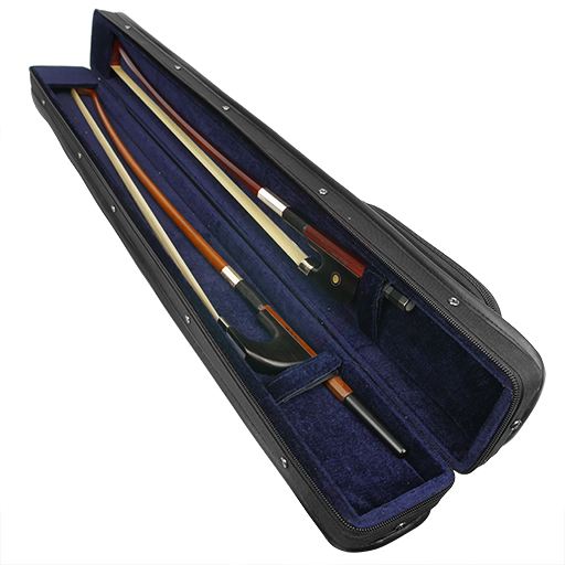 Double Bass Bow Case - For Two Bows SSC