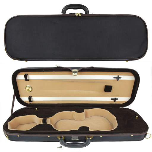 SSC Coffee Concerto Oblong Violin Case