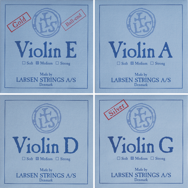 Larsen Violin Strings