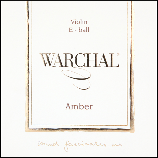 Warchal Amber Violin Strings
