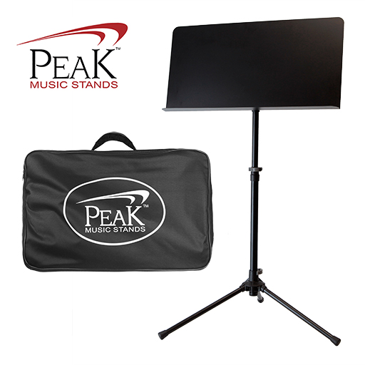 Music Stand - Peak SMS35 Solid Desk Conductor