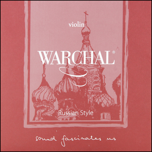 Warchal Russian Style A Violin String