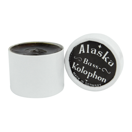 Double Bass Rosin - Alaska Dark Amber