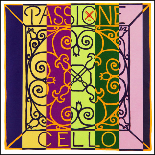 Pirastro Passione Cello Strings