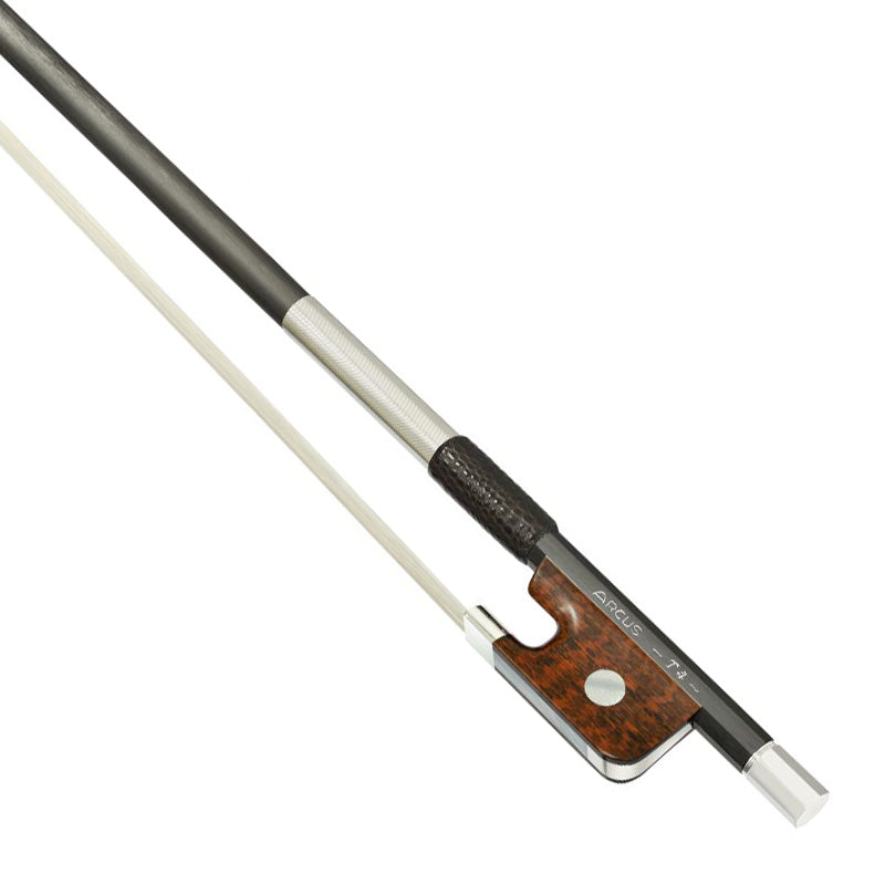 Viola Bow - Arcus T4 Stainless Steel Round