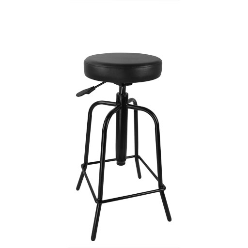 V.A. Height Adjustable Double Bass Stool Junior Size