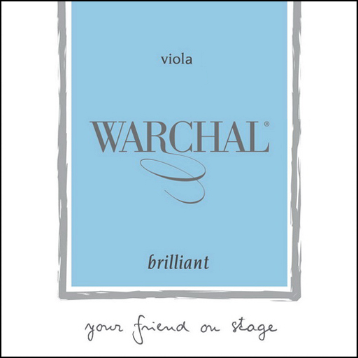 Warchal Brilliant Viola Strings