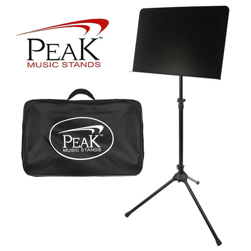 Peak SMS32 Solid Desk Music Stand