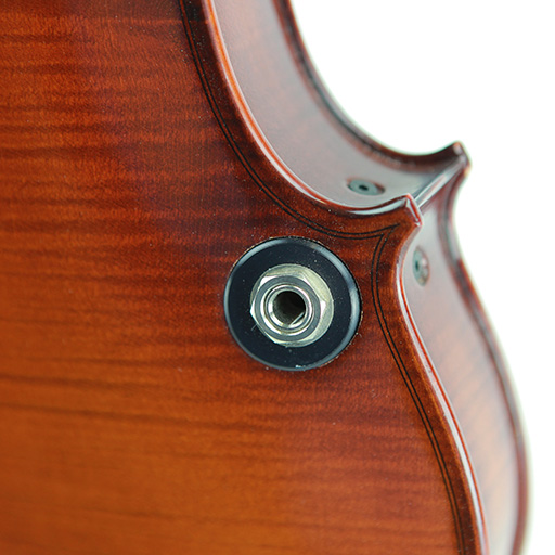 Realist E-Series Acoustic Electric Violin 4 String