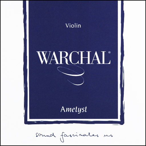 Warchal Ametyst Violin Strings