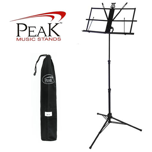 Music Stand - Peak SMS10 Wire Collapsible
