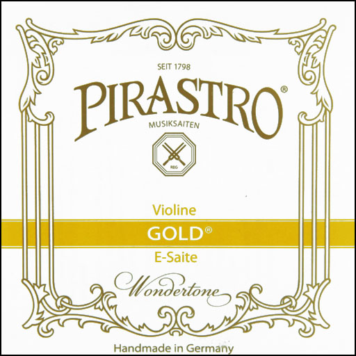 Pirastro Gold Label Violin Strings