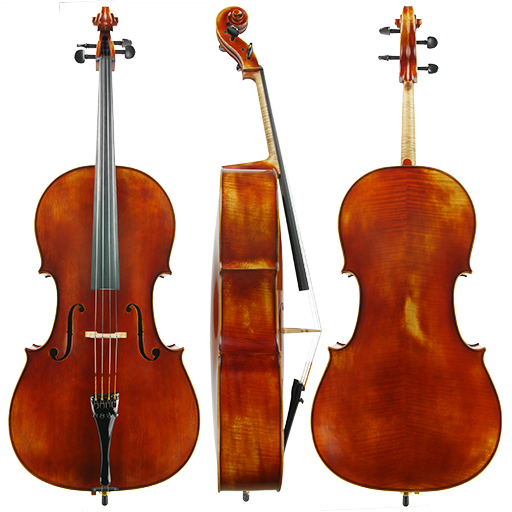 Klaus Clement C8 Goffriller Model Cello