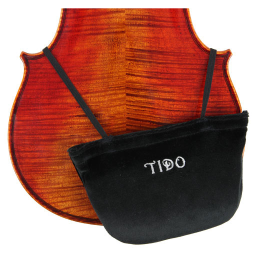 Violin Shoulder Rest & Chin Comforter - Tido Pad 1/8-1/4