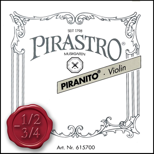 Pirastro Piranito Violin Strings