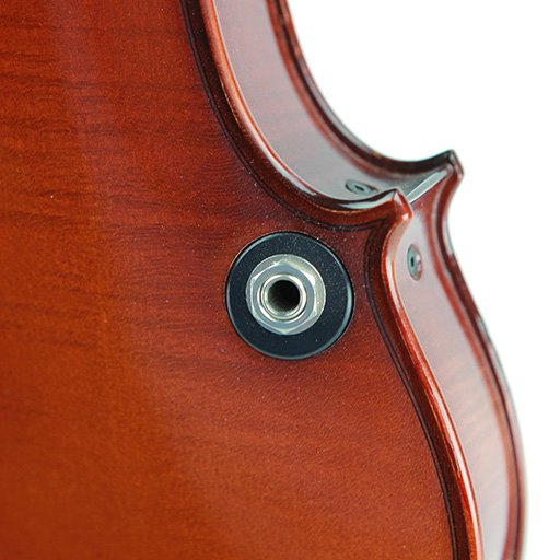 Realist E-Series Acoustic Electric Violin 5 String