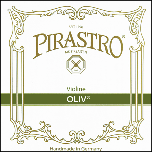 Pirastro Oliv Steif Violin Strings