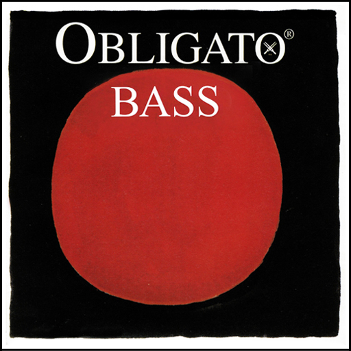 Pirastro Obligato Double Bass Strings