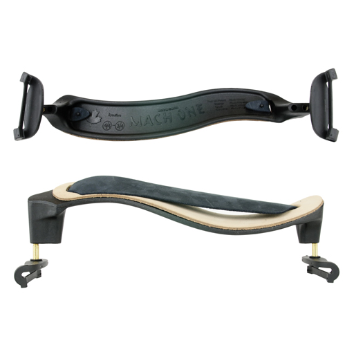 Violin Shoulder Rest - Mach One Synth Strap 4/4-3/4